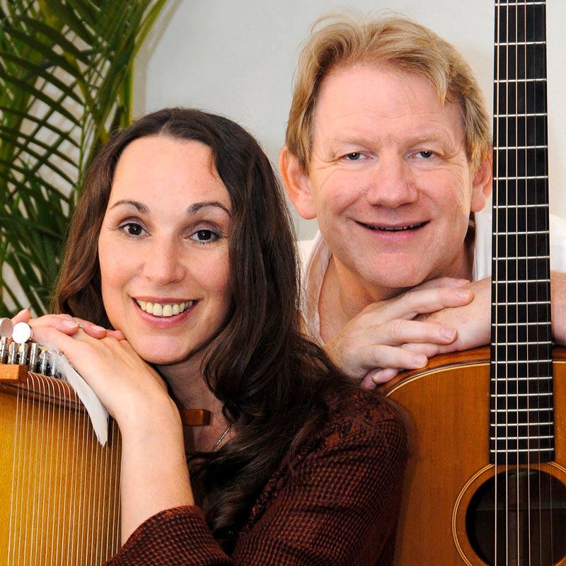 Mark Fox & Angelika Thome